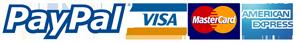 Dona all'associazione con paypal o carta di credito