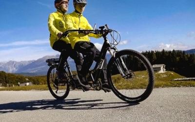 La bici inclusiva di OL3 Bike